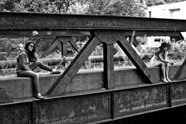 The Old Bridge of Iron City thumbnail