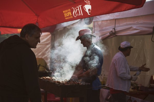 The seller of kebab thumbnail