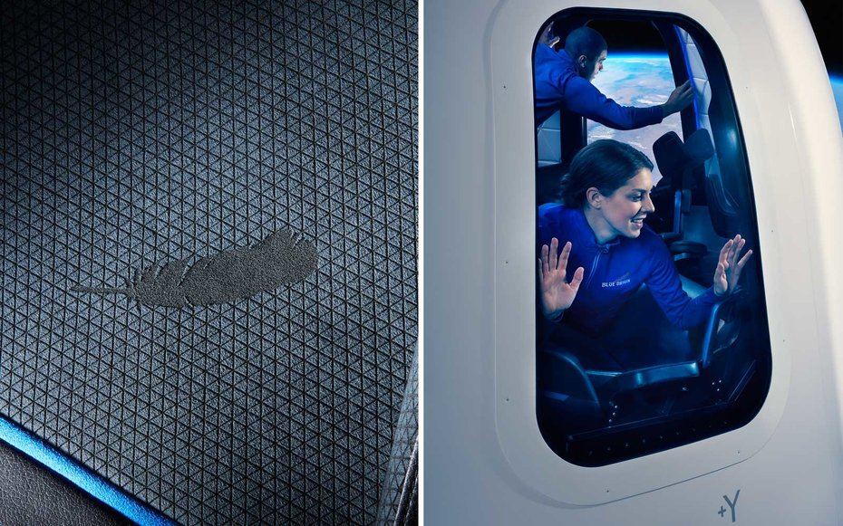 Here's What to Expect on the First Tourist Flights to Space