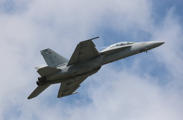 F-18 Super Hornet in Demostration thumbnail