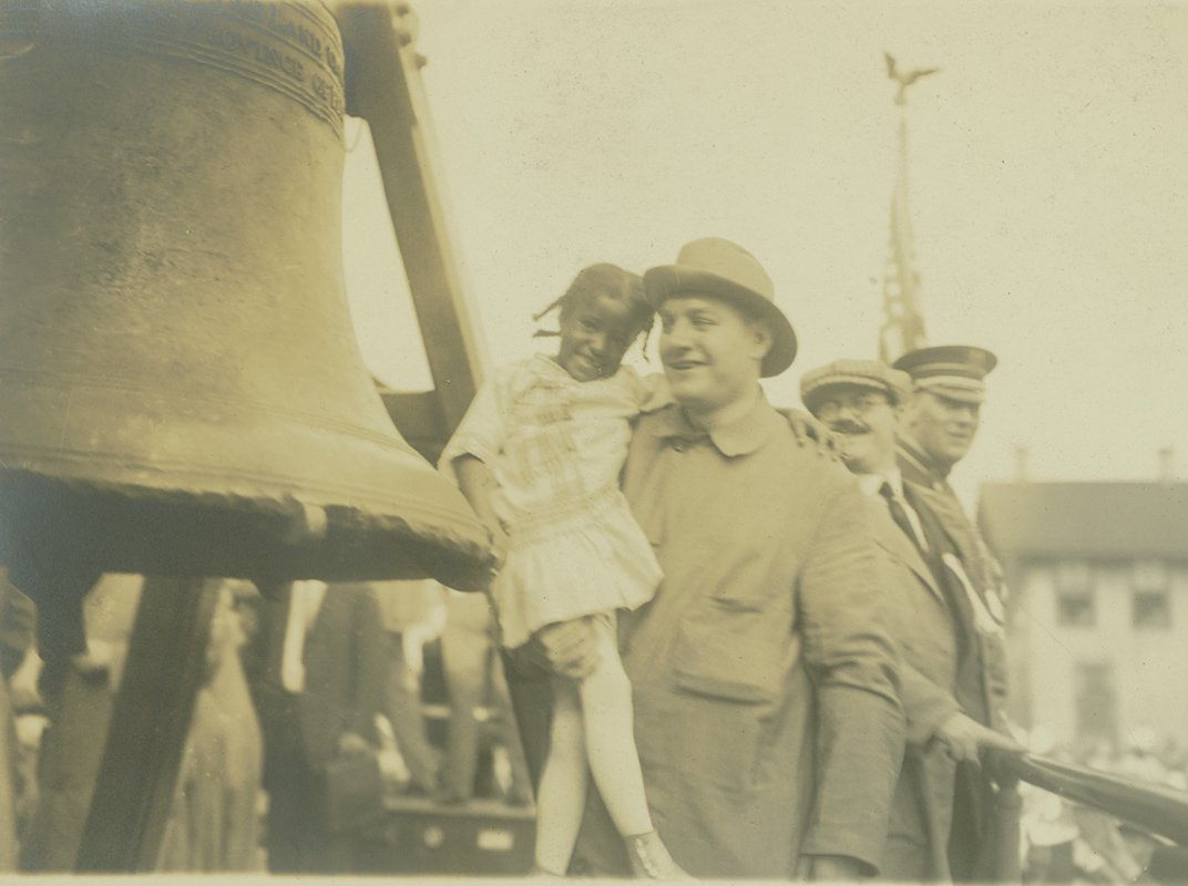 How the Liberty Bell Won the Great War