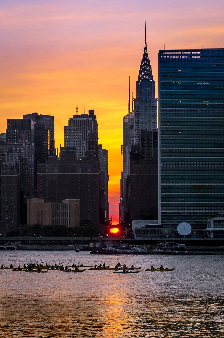 Where to Go if You Want to See Manhattanhenge in 2017