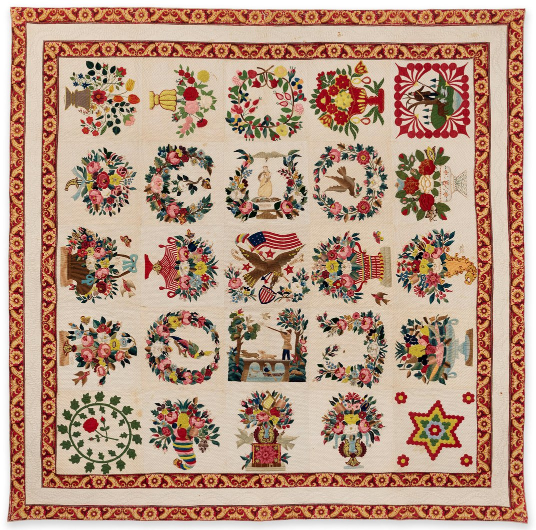 American History as Seen Through Quilts