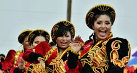 Celebrate Suma Qamaña, or living well, at the Bolivian Festival this Saturday