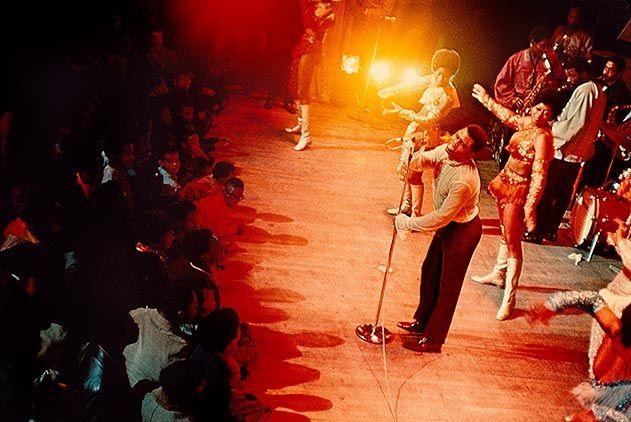 James Brown Apollo Theater
