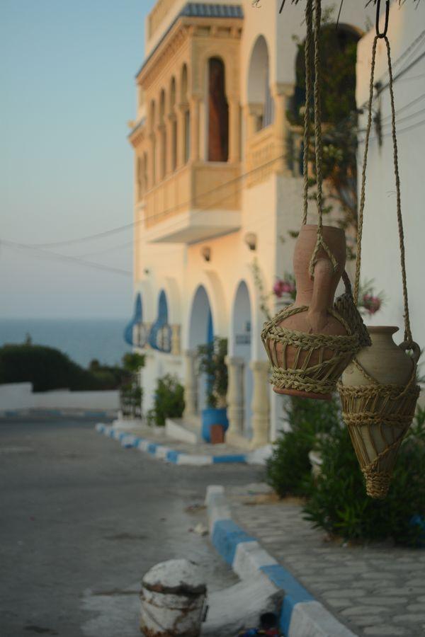 Handmade Hergla pots, Tunisia thumbnail