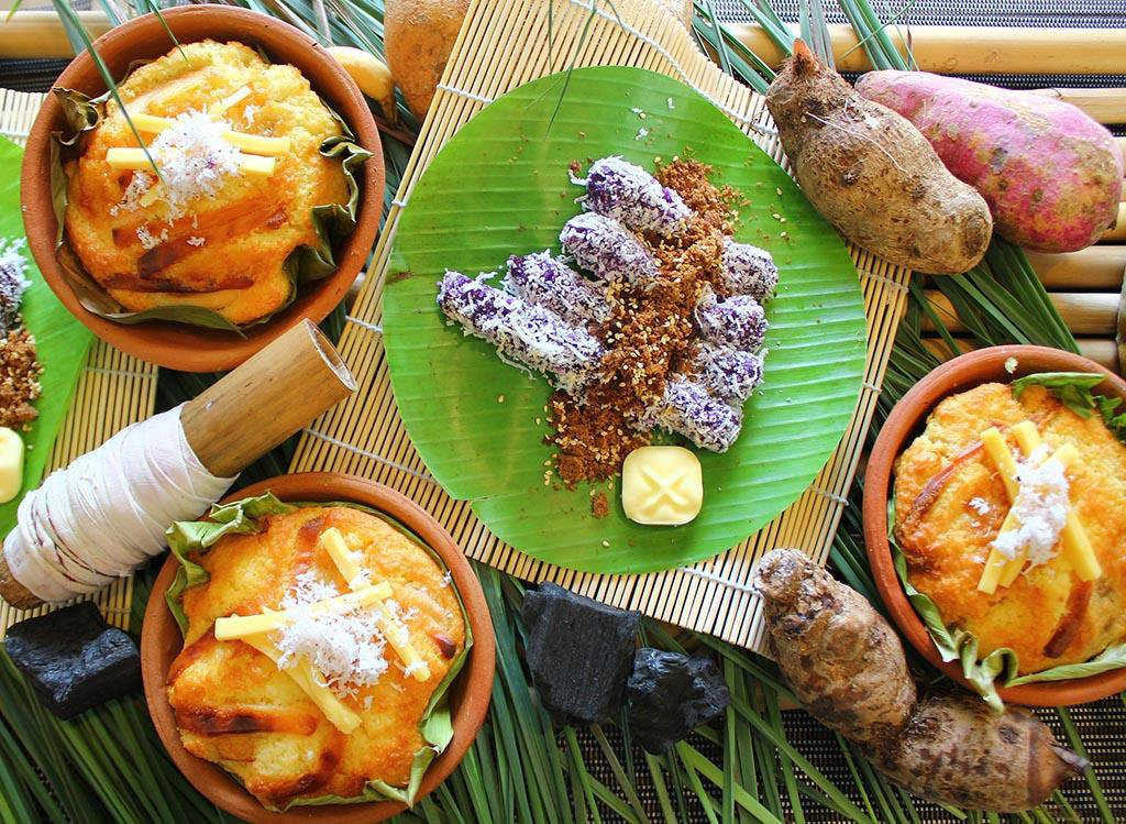 A Christmas Feast, Experienced With Dishes From Around the World