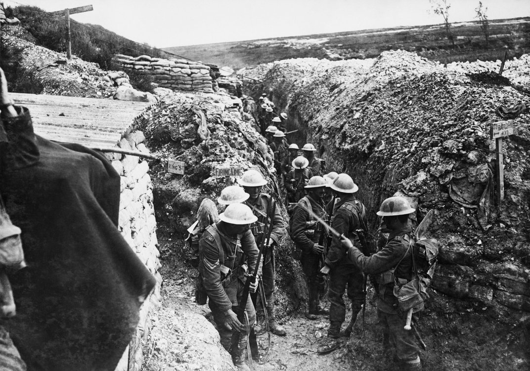 A Bold New History of the Battle of the Somme