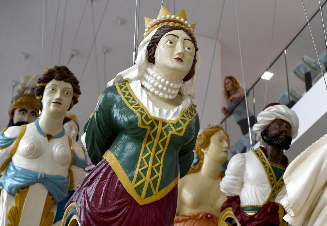Rescued From Rot, 19th-Century Naval Figureheads to Feature in New Exhibit