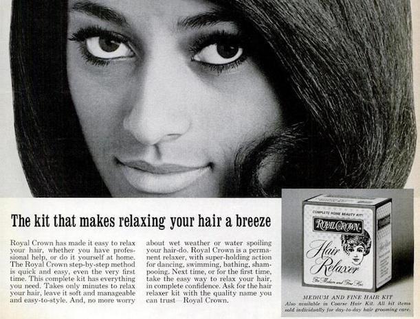 A Natural Hair Movement Takes Root