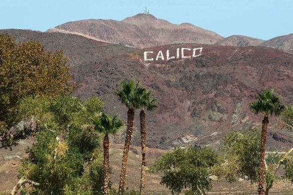 Calico Ghost Town in Yermo, California. thumbnail