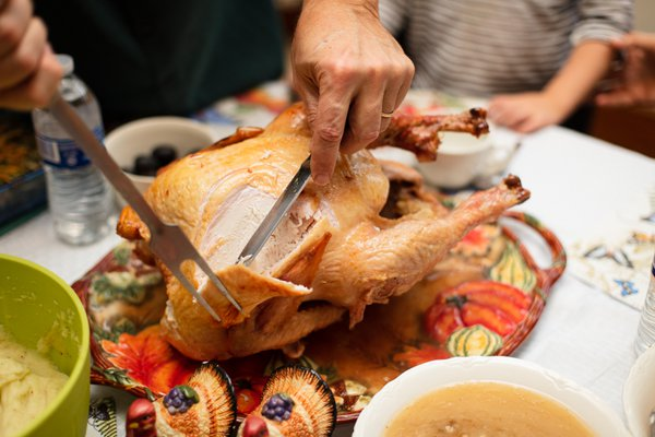 Carving Thanksgiving Turkey thumbnail