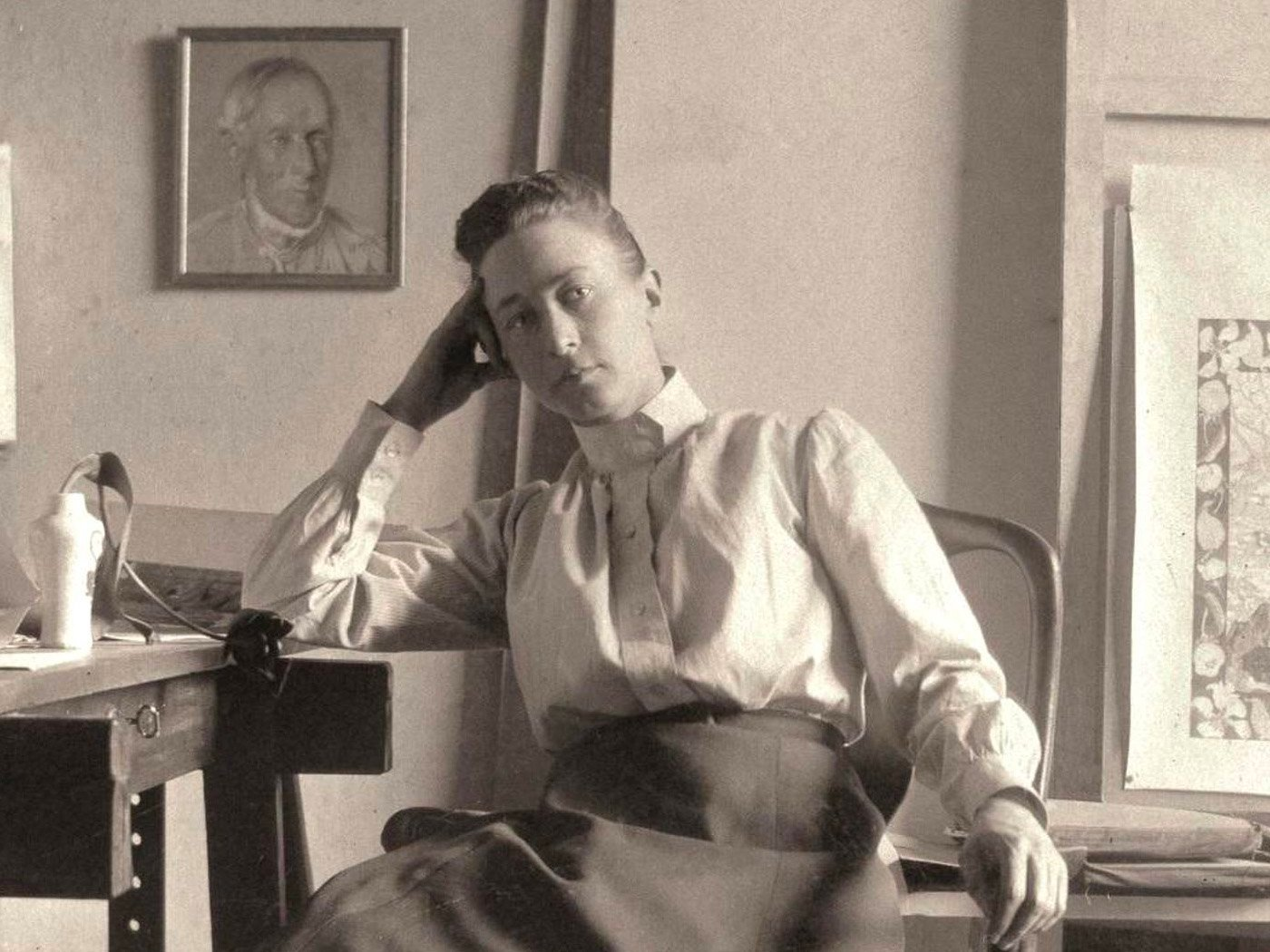 See Newly Discovered Works by Trailblazing Painter Hilma af Klint