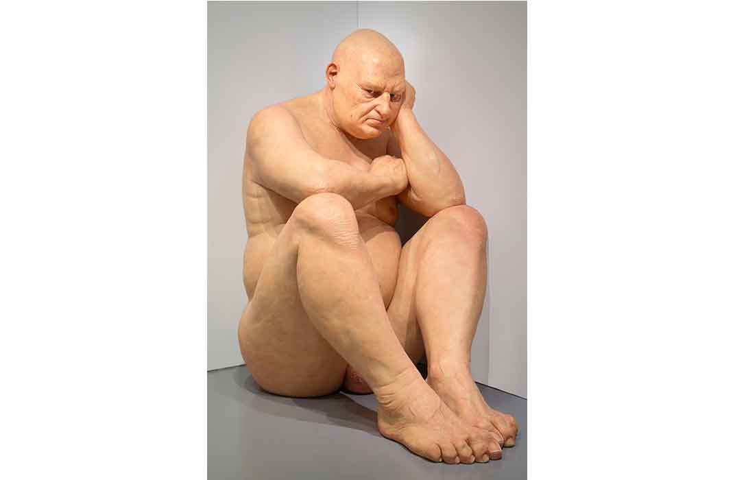 The Hyperreal Magnetism of Ron Mueck's Truly Huge