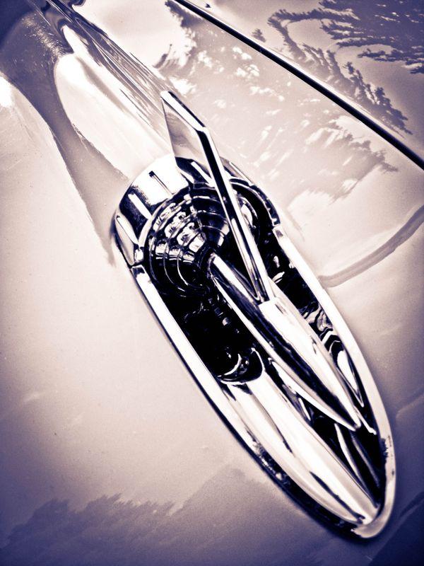 Chevy Bel Air Chrome Bullet thumbnail