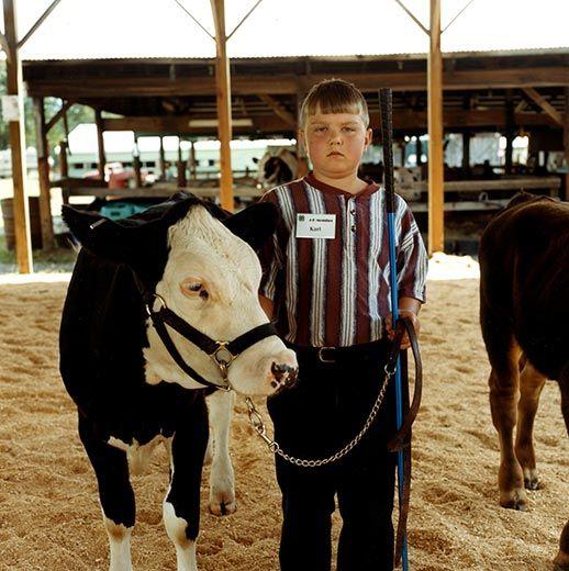Chenango County Fair 2002