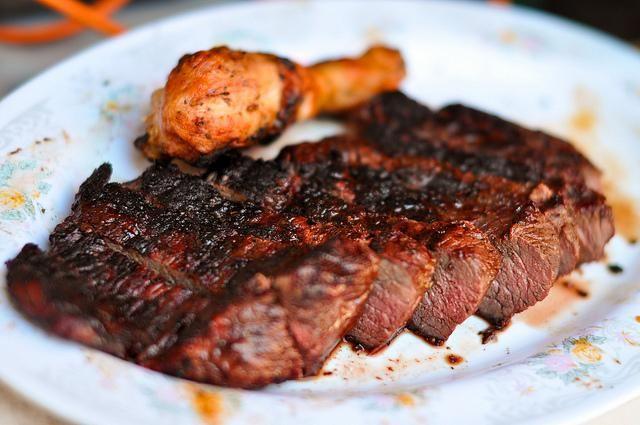 Meat Helps Human Populations Grow