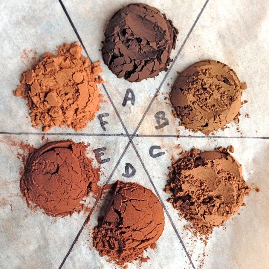 Natural Chocolate Is Actually a Reddish Color