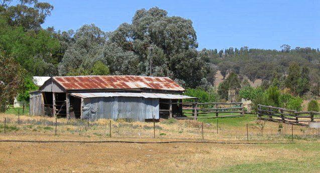 A Farm in New South Whales, Australia