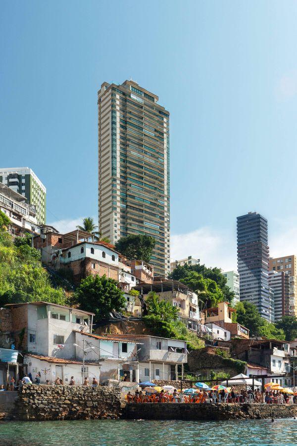 Gamboa community in Salvador, Brazil thumbnail