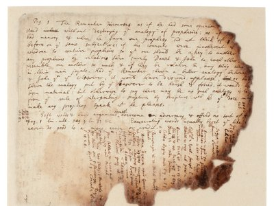 Newton held unconventional religious beliefs and dabbled in alchemy and the occult.
