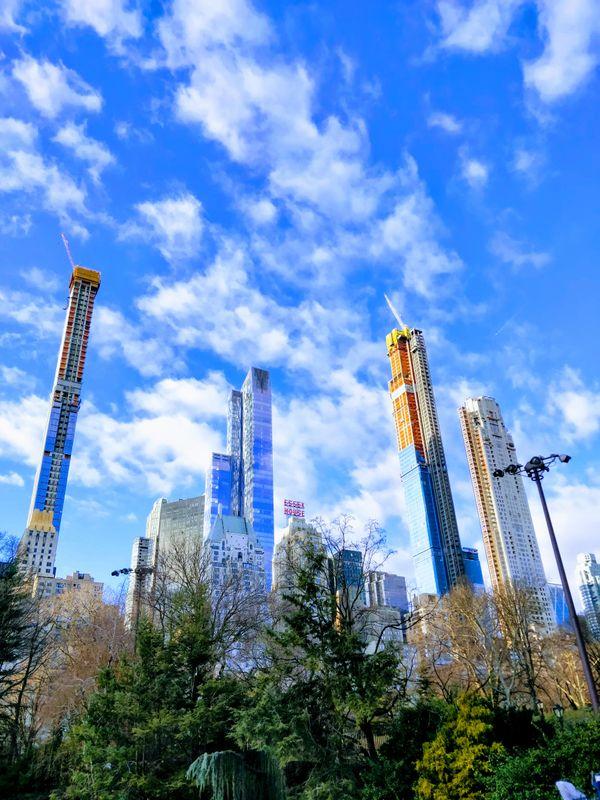 NY Skyscrapers thumbnail