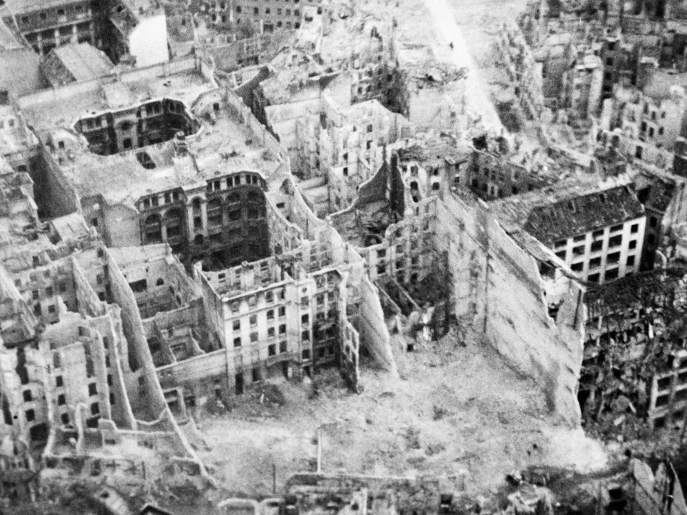 Bombed Out Berlin