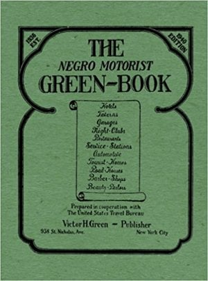 Preview thumbnail for video 'The Negro Motorist Green-Book