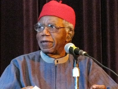 """The author of """"Things Fall Apart,"""" Chinua Achebe is one of the most widely read African authors."""