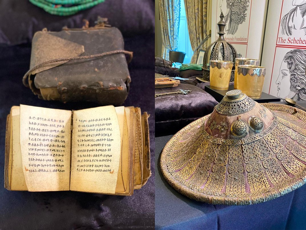 Looted Maqdala Treasures Returned to Ethiopia After 150 Years