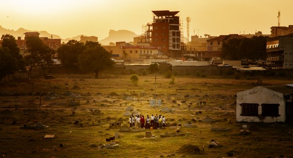 Funeral in Juba thumbnail