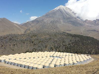 Telescope array