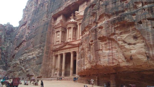 Al Khazneh of Petra  thumbnail