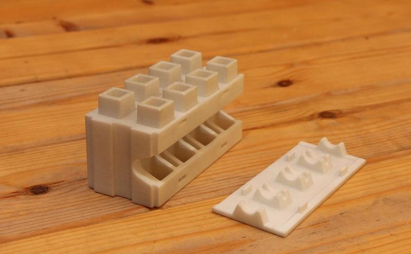 Smart Brick prototype (via Kite Bricks)