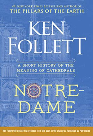 Preview thumbnail for 'Notre-Dame: A Short History of the Meaning of Cathedrals (VIKING)