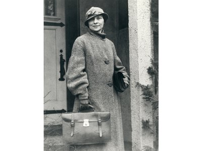 Elizebeth Friedman was a star cryptanalyst who cracked hundreds of ciphers for the U.S. government.