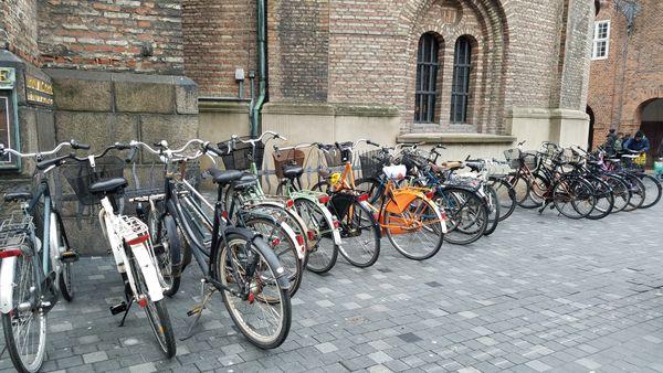 Cycles of Copenhagen.  thumbnail