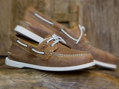 Sperry today sells a variety of footwear beyond the iconic deck shoes.