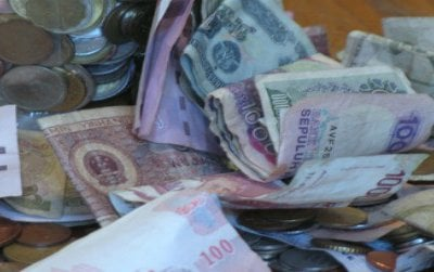 What to do with leftover foreign currency? Give it to UNICEF's Change for Good.