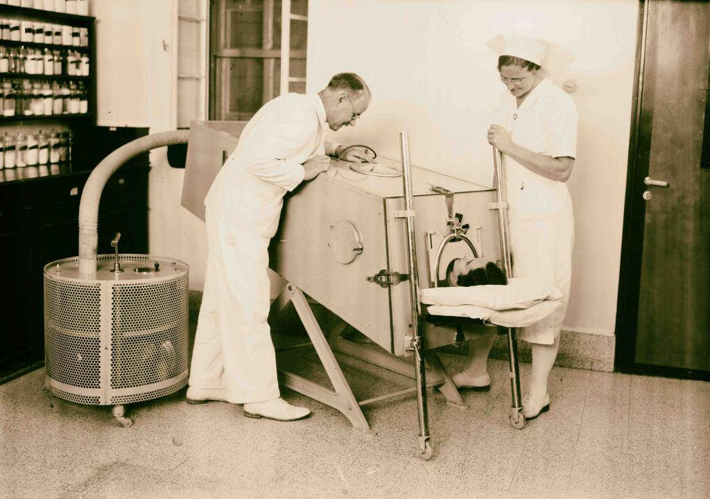 How a Polio Outbreak in Copenhagen Led to the Invention of the Ventilator
