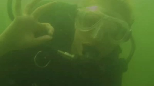 Preview thumbnail for Underwater Archaeology in Pensacola Bay
