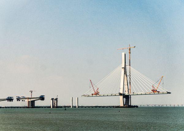 Bridge under construction thumbnail