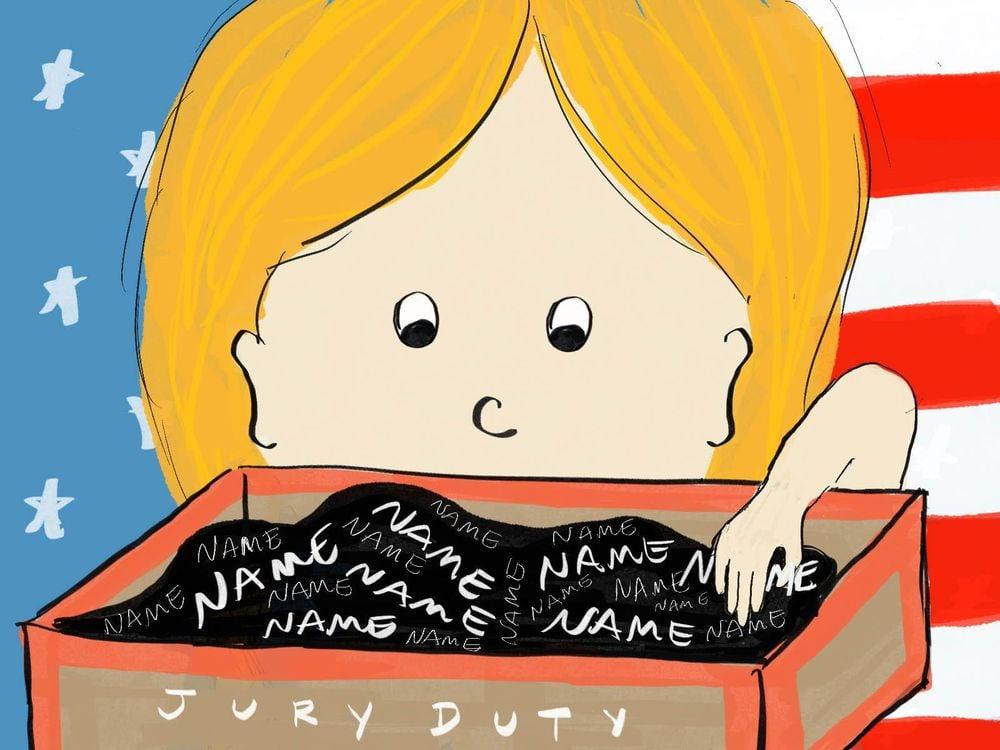 Child jury picker