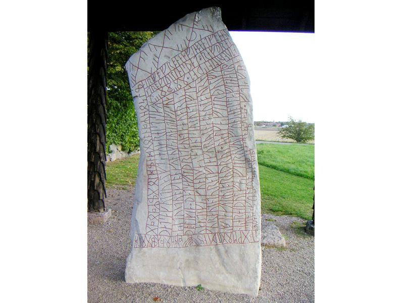 Viking Runestone May Trace Its Roots to Fear of Extreme Weather