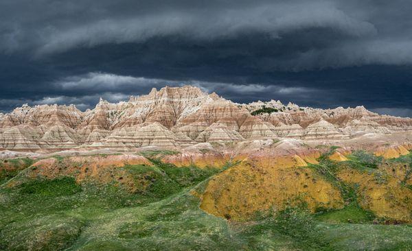 Stormy Badlands thumbnail