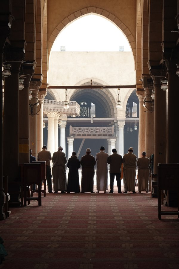 Mosque in Cairo thumbnail