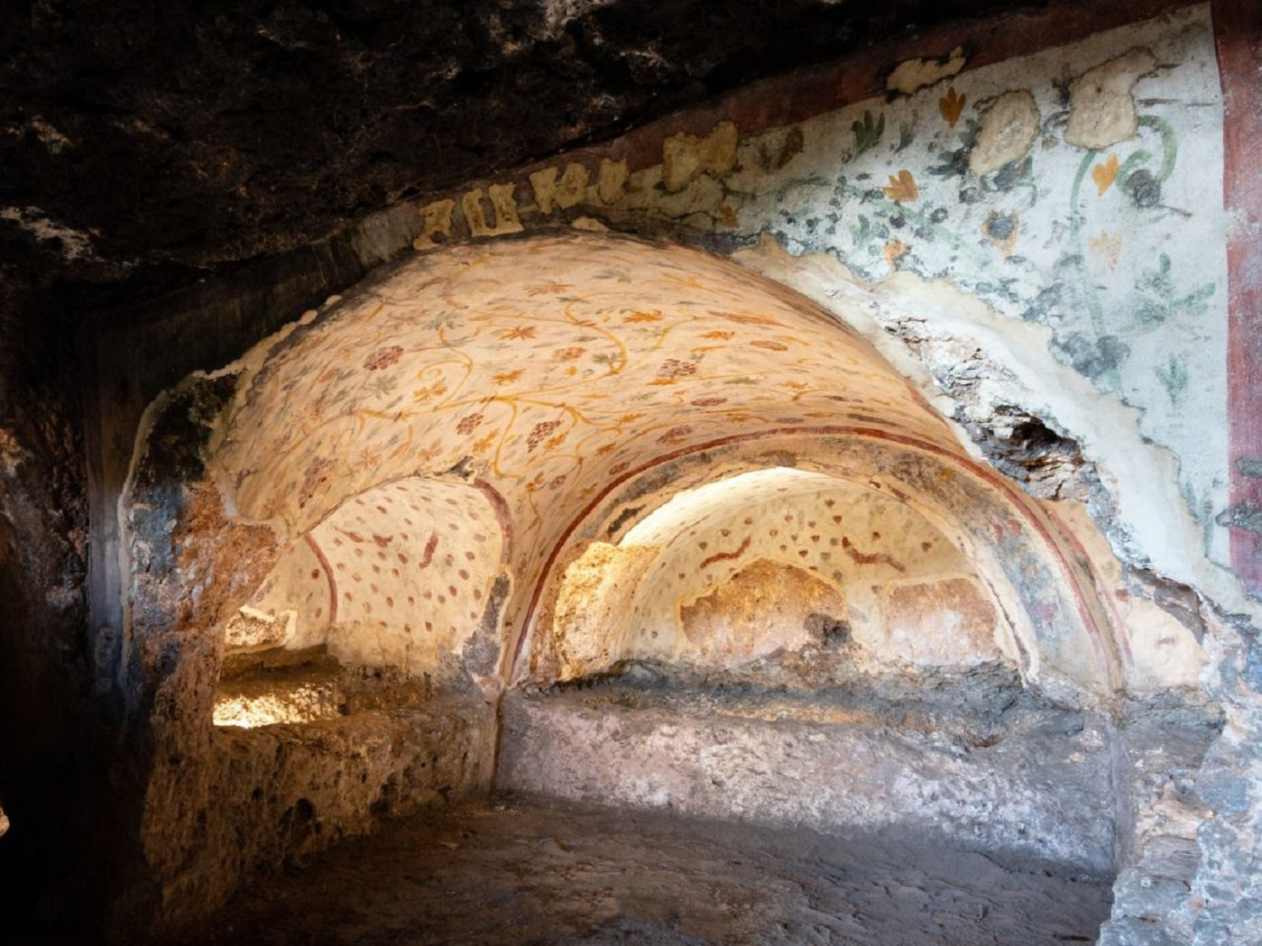 Hundreds of Ornate, Rock-Cut Tombs Discovered in Ancient Turkish City