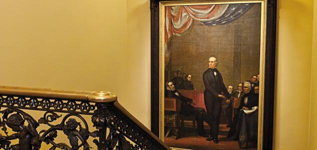 Henry Clay portrait