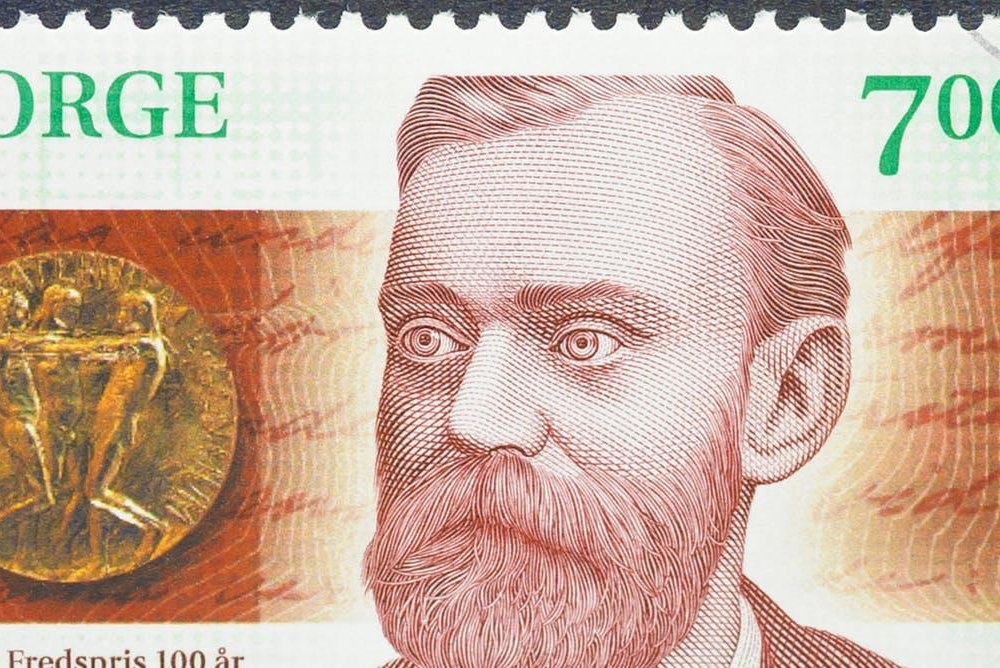 Nobel Stamp