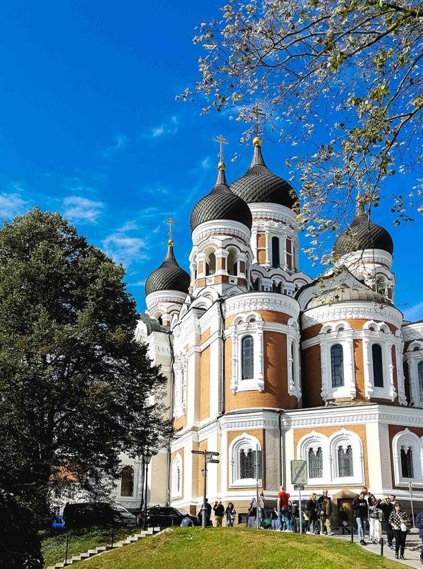 Tallinn Alexander Nevsky Cathedral thumbnail